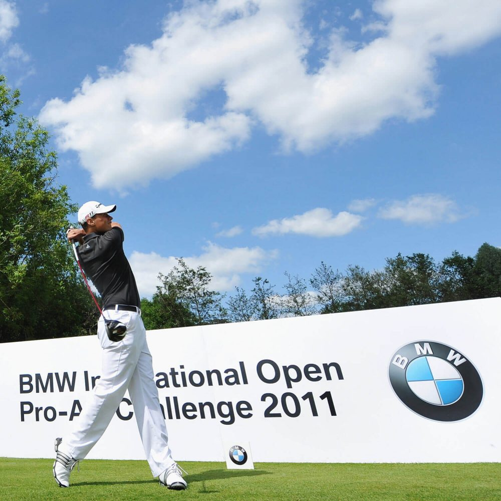 BMW Golfsport Teaser