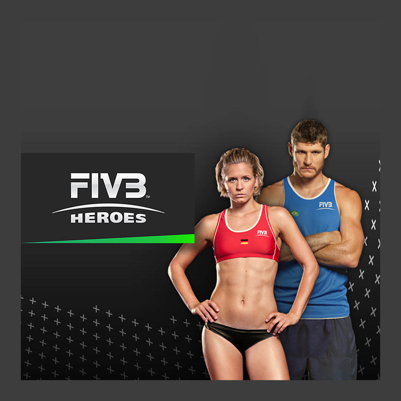 FIVB Heroes Teaser