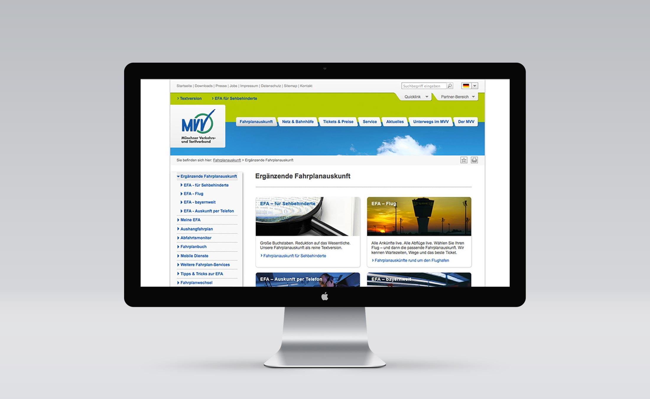 MVV Screen 2