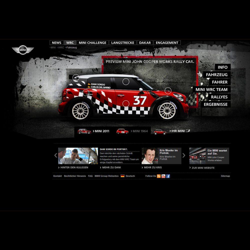 Mini Motorsport Teaser