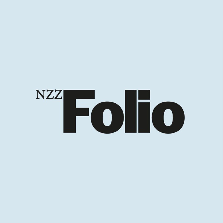 Logo NZZ Folio