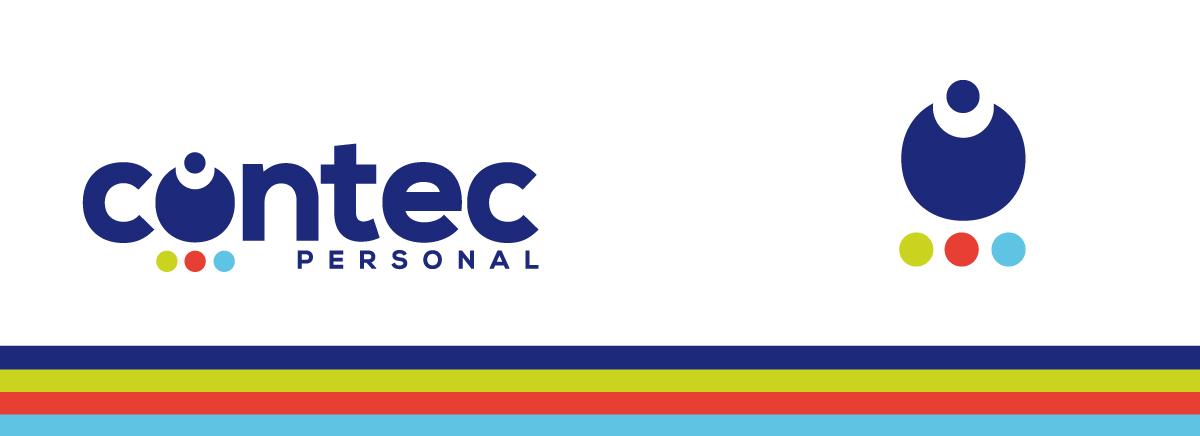 Logo und neues Erscheinungsbild Contec Personal