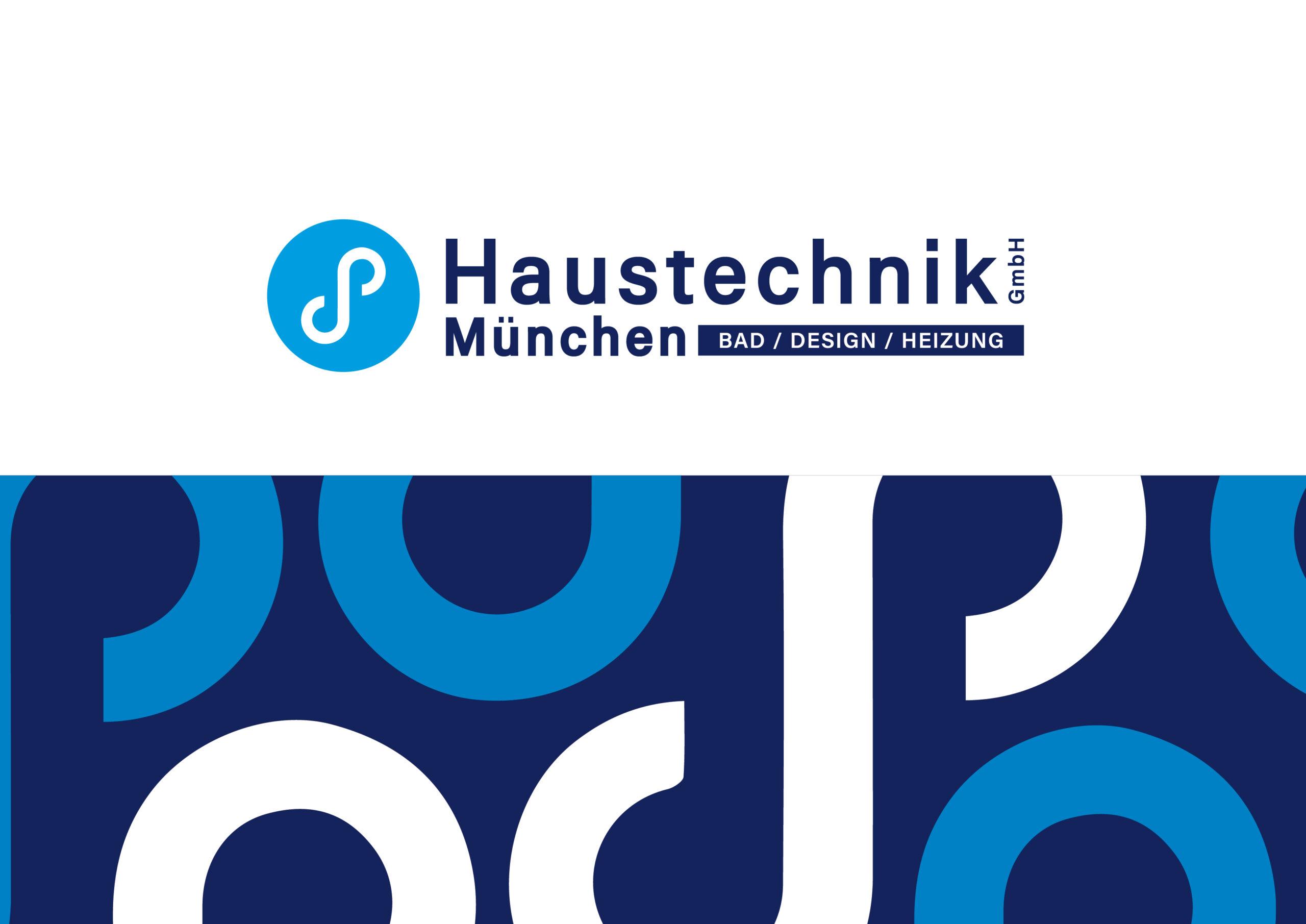 Corporate Design JP Haustechnik